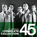 TEMPTATIONS, The - The Complete Collection (Front Cover)