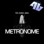 DJ JULIAN JAKS - Metronome (Front Cover)
