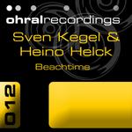 KEGEL, Sven/HEINO HELCK - Beachtime EP (Front Cover)