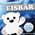 PATYAFFEN DJ TEAM - Eisbaer (Club Version) (Front Cover)