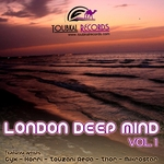 VARIOUS - London Deep Mind Vol 1 (Front Cover)