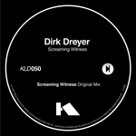 DIRK DREYER - Screaming Witness (Front Cover)
