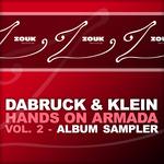 VERACOCHA/DA FRESH/BILLY HENDRIX - Dabruck & Klein: Hands On Armada Vol 2 (Front Cover)
