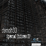 DAMOLH33 - Special Indices EP (Front Cover)