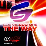 COSMIC CULTURE - The Way (Front Cover)