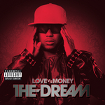 THE DREAM - Love Vs Money (Front Cover)