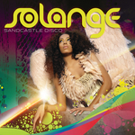 SOLANGE - Sandcastle Disco (Front Cover)