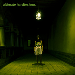 VARIOUS - Ultimate Hardtechno (Front Cover)