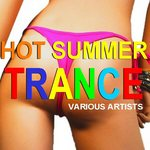 VARIOUS - Hot Summer Trance (Front Cover)