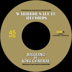 KING GENERAL - Juggling (Front Cover)