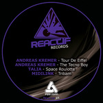 KREMER, Andreas/TALIA/MIDLINK - Reactif 05 (Front Cover)