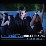 ROBIN THICKE feat ESTELLE - Rollacoasta (Front Cover)