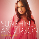 SUNSHINE ANDERSON - The Sun Shines Again (Front Cover)