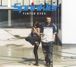 SPRINKLER - Tinted Eyes (Front Cover)