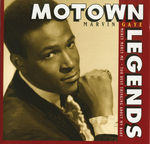 GAYE, Marvin - Motown Legends (Front Cover)