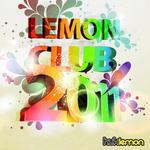 VARIOUS - Lemon Club 2011 (Front Cover)