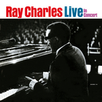 CHARLES, Ray - Live In Concert (Front Cover)