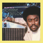 JOHNNIE TAYLOR - The Very Best Of Johnnie Taylor (Front Cover)