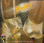 SHO NUFF - From The Gut To The Butt (Front Cover)