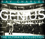CHARLES, Ray - Genius: The Ultimate Ray Charles Collection (Front Cover)