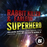 KILLER, Rabbit/FARLEON - Superhero (Front Cover)