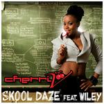 CHERRI V - Skool Daze (Front Cover)