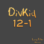 DIVKID - 12-1 Lp (Front Cover)