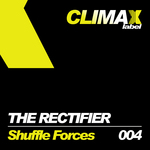 RECTIFIER, The - Shuffle Forces (Front Cover)