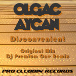 AYCAN, Olgac - Disconvenient (Front Cover)