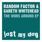 RANDOM FACTOR/GARETH WHITEHEAD - The Wons Around EP (Front Cover)