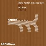 KENTON, Manu/NICOLAS CLAYS/DJ DROPS - Crush (Front Cover)