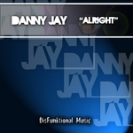 JAY, Danny - Alright (Front Cover)