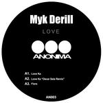 MYK DERILL - Love (Front Cover)
