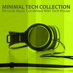VARIOUS - Minimal Tech Collection: Minimal Music Combined With Tech House (Front Cover)