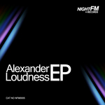 LOUDNESS, Alexander/DIEGO KARRILLO - Alexander Loudness EP (Front Cover)