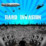 VARIOUS - Hard Invasion (Front Cover)