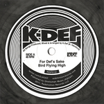 K-DEF - For Def's Sake (Front Cover)