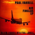 FARRELL, Paul - Air Finglas EP (Front Cover)