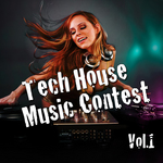 VARIOUS - Tech House Music Contest Vol 1 (Front Cover)