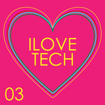 VARIOUS - I Love Tech Vol 03 (Front Cover)