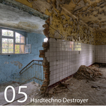 VARIOUS - Hardtechno Destroyer Vol 05 (Front Cover)