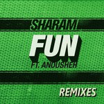 SHARAM feat ANOUSHEH - Fun (Front Cover)