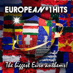VARIOUS - European #1 Hits (Front Cover)