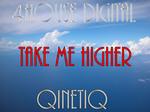QINETIQ/DEAN SUTTON/GONZALO GUARINO - Take Me Higher (Front Cover)