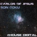CARLOS DE JESUS - Son Goku (Front Cover)