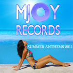 VARIOUS - Summer Anthems 2011 (Front Cover)