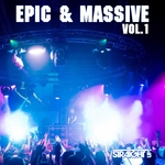 VARIOUS - Epic & Massive Vol 1 (Front Cover)