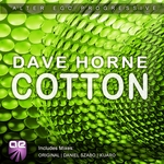 HORNE, Dave - Cotton (Front Cover)