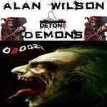 WILSON, ALAN - Demons (Front Cover)