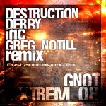 DESTRUCTION DERBY - Post Apocalyptic EP (Front Cover)